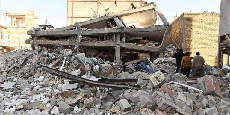 مراسم یادبود جانباختگان زلزله غرب کشور در حرم بانوی کرامت برگزار می شود