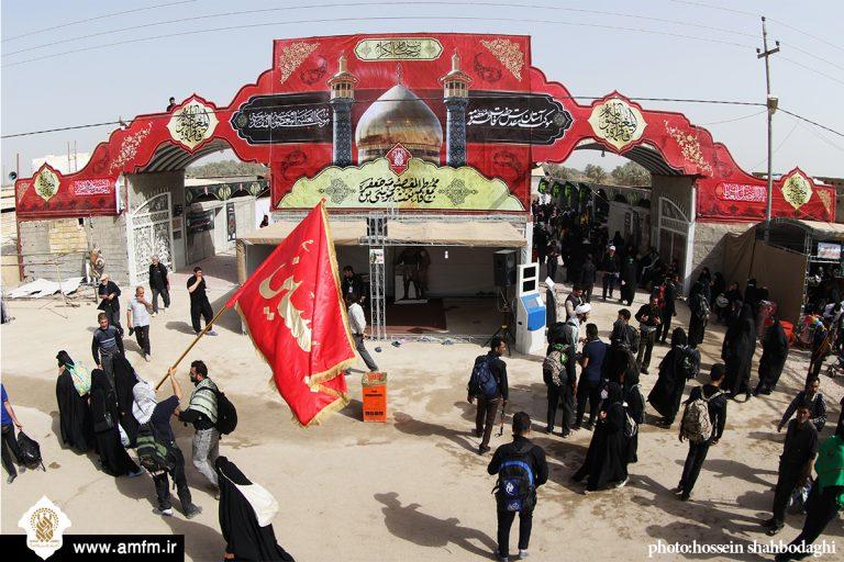 قرارگاه رسانهای در موکب آستان حضرت معصومه(س) آغاز به کار کرد