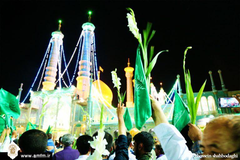 جشن میلاد امام کاظم(ع) در رواق حضرت خدیجه برگزار شد