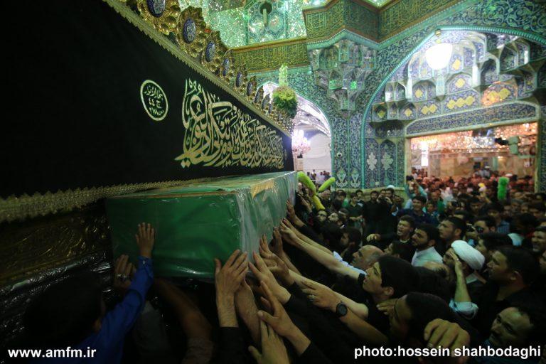 مراسم چهلم شهید مصطفی نبیلو در حرم حضرت معصومه(س) برگزار میشود
