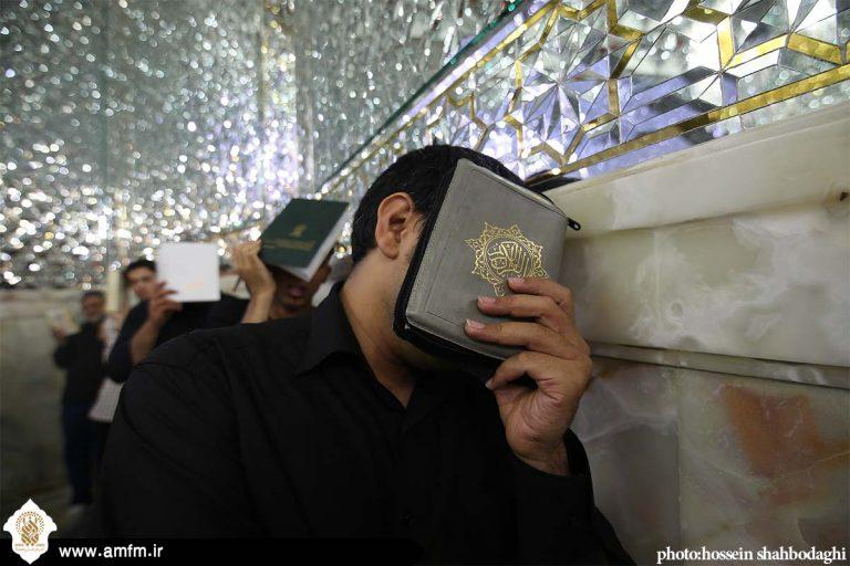 پخش زنده احیای شب بیست و یکم رمضان حرم حضرت معصومه(س) در رسانه ها