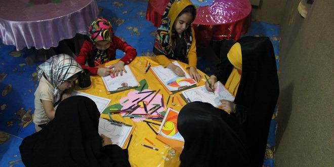 ارائه خدمات فرهنگی به بیش از ۲۰۰۰ کودک و نوجوان دختر در دهه کرامت