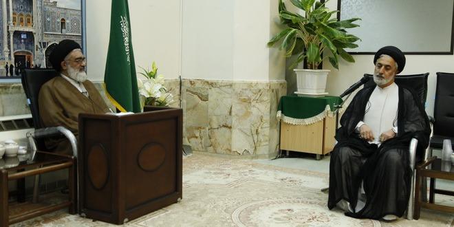 اصفهان، تحت تأثیر نگاه عرفانی و اخلاقی آیت الله العظمی مظاهری است