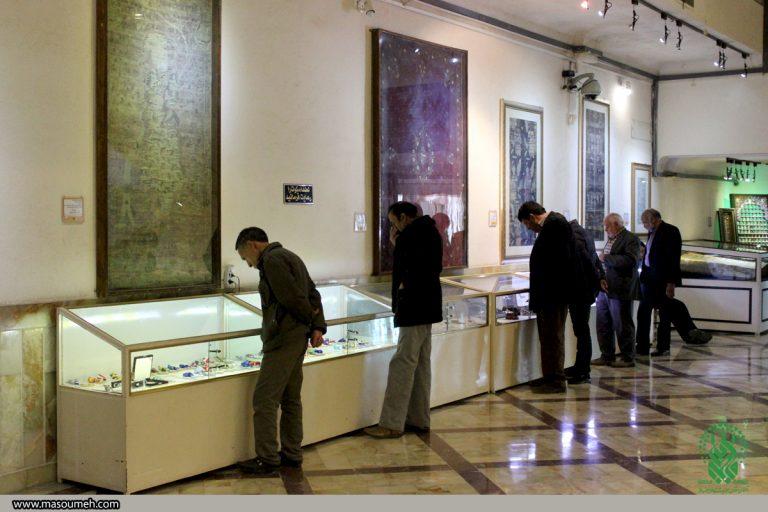 عرضه نیم بهای بلیط موزه آستان مقدس قم در دهه کرامت