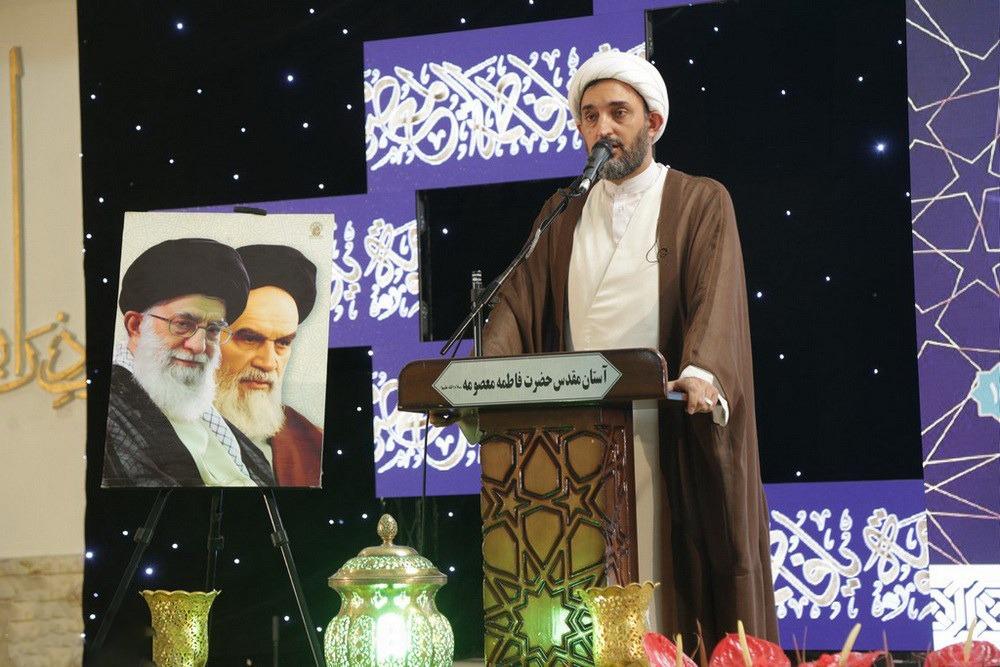 ترتیل خوانی کریمه اهل بیت(ع) الگویی در مجامع شیعی و سنی
