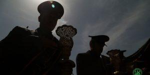 گزارش تصویری دسته عزاداری خادمان در شهادت امام کاظم(ع)