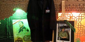 گزارش تصویری غرفه یادمان شهدا در نمایشگاه فاطمی