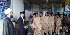 دیدار اعضای کاروان «سفیران کریمه» با فرماندار ابوموسی+تصاویر