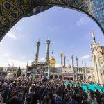 ویژه برنامههای شهادت حضرت زهرا(س) در حرم حضرت معصومه(س) برگزار میشود