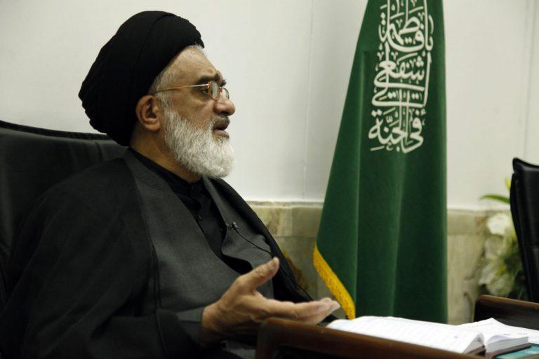 ستون فقرات جامعه ایمانی در مساجد شکل میگیرد