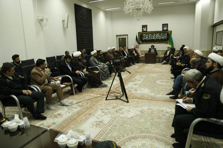شورای توسعه و ترویج فرهنگ قرآنی قم برگزار شد