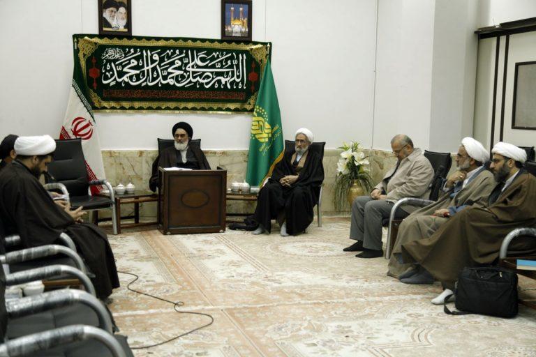 ظرفیتهای مردمی در پیشبرد اهداف مساجد مورد توجه قرار گیرد