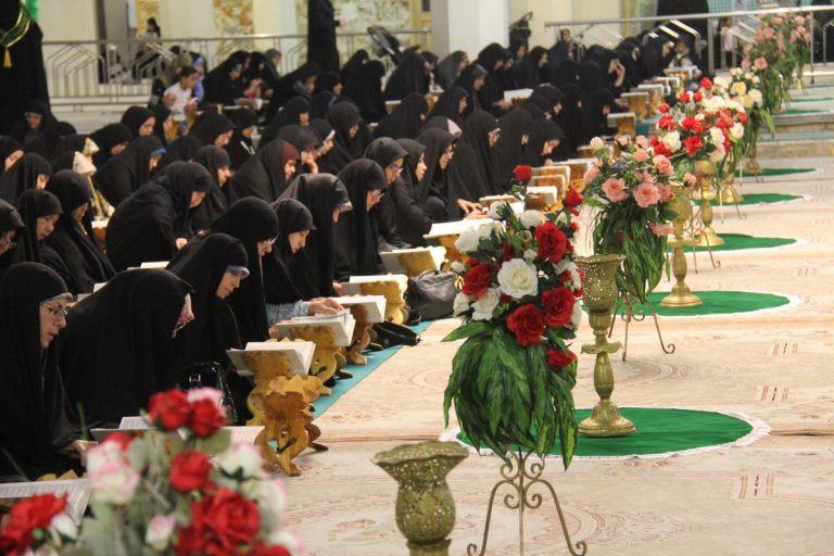 بیش از دو هزار و ۱۱۰ بانو در کلاسهای حفظ مرکز قرآن و حدیث شرکت کردند
