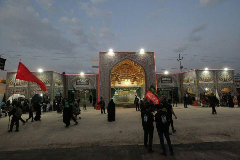 انعکاس دعاخوانی زائران اربعین از رسانه ملی