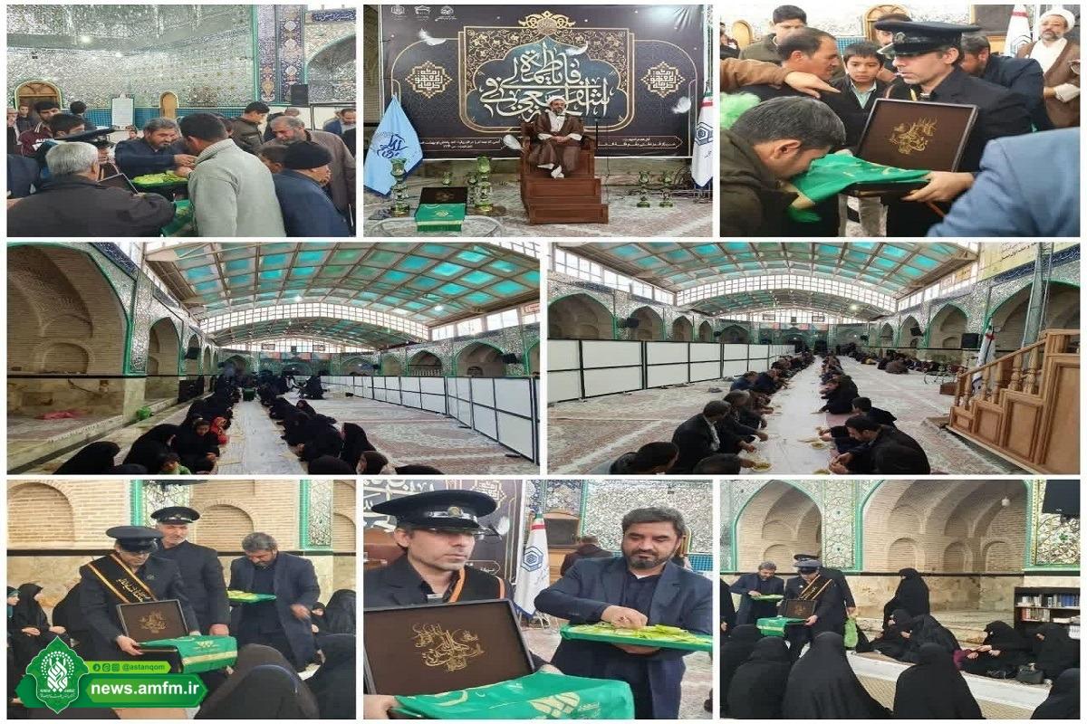 برنامههای فرهنگی سفیران کریمه اهلبیت(س) در شهرستان ساوه