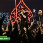 برگزاری مراسم عزاداری اردوزبانها در حرم مطهر حضرت معصومه(س)