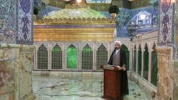 اجرای عدالت فقط با همت و ایستادگی مردم ممکن است/ مظلومیت فلسطین عرصه امتحانی برای مسلمانان جهان است