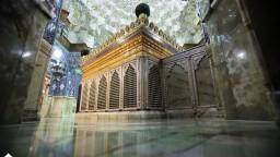 چه کسانی در کنار حضرت معصومه(س) دفن هستند؟