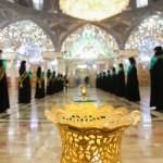 تهیه نماهنگ «بوی عشق» با مشارکت بیش از ۱۰۰ خادم + تصاویر و ویدیو
