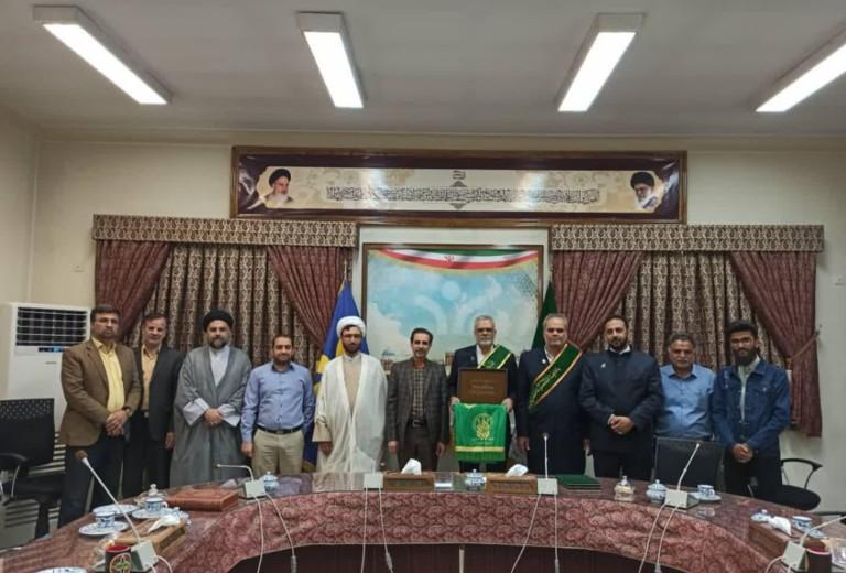 تقدیر سفیران کریمه از فعالان مبارزه با کرونا در استان یزد