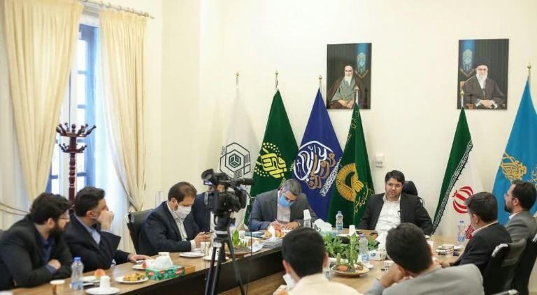 کارگروه رسانهای اعتاب مقدس ایران در مشهد تشکیل شد