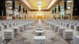 تقدیر شورای هیئات مذهبی از تولیت آستان مقدس حضرت معصومه(س)