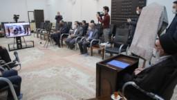 افتتاح و آغاز عملیات اجرایی هفت پروژه بزرگ شهری با حضور آیتالله سعیدی