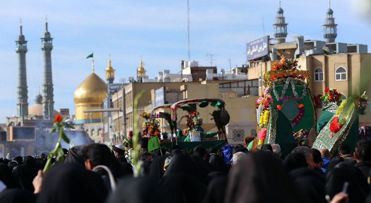 امسال مراسم استقبال نمادین از ورود حضرت معصومه(س) به قم برگزار نشود