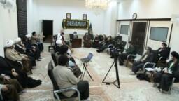 سردار شاهچراغی دبیر قرارگاه ۱۹ دی شد/جامعه مدرسین و خبرگان از قرارگاه حمایت میکنند