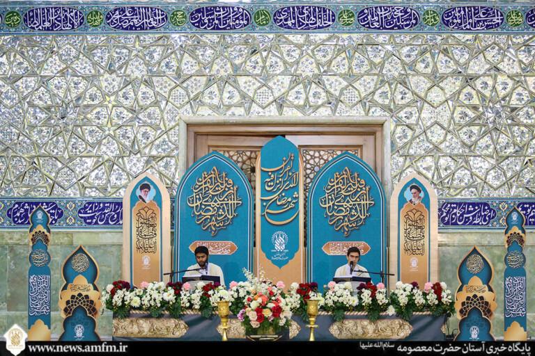 نقشآفرینی سفیران قرآنی حرم بانوی کرامت در نقاط مختلف کشور