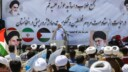 حوزویان قم کشتار مظلومان فلسطین و افغانستان را محکوم کردند