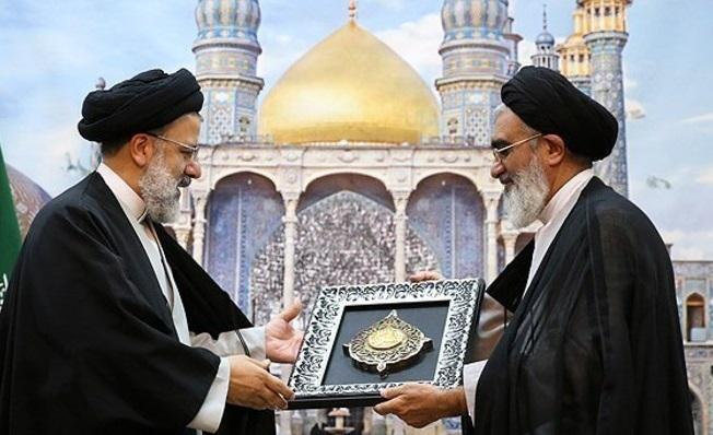 آیتالله سعیدی به رئیس جمهور منتخب مردم تبریک گفت