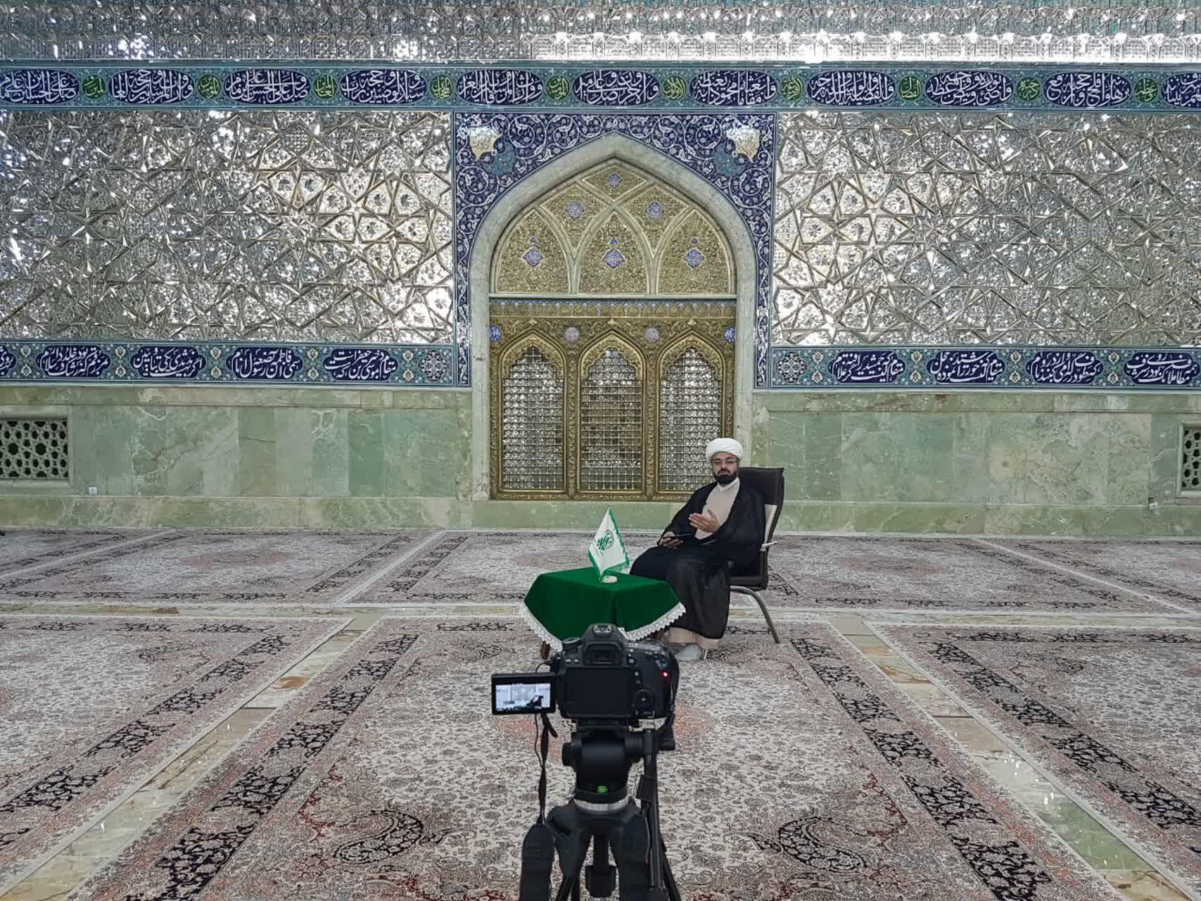 تولید ویژه برنامههای «حجاب در ادیان ابراهیمی» به زبان انگلیسی و اسپانیولی