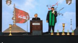 سوگواره ریحانه الحسین(ع) در قم برگزار شد +تصاویر