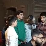 استدیو (گروه سرود سفیران کریمه اهلبیت)