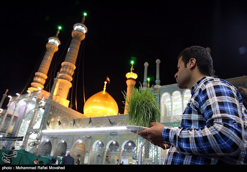 Shrine of Fatima Masuma(s.a) in Iran's Qom