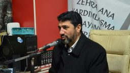 Zahraana Charity Association held a Commemoration Ceremony on the occasion of Fatima Masuma (SA) Martyrdom in Istanbul