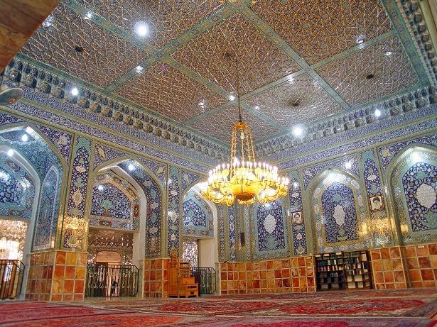 Mezquita Mutahharī