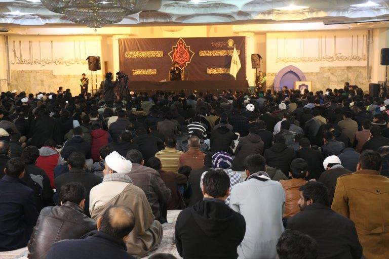 Urdu Mourning Ceremony for Martyrdom of Fatima(PBUH), Daughter of Prophet