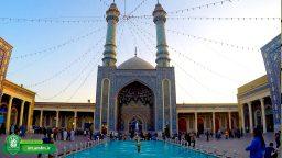 Patio Mezquita Asam