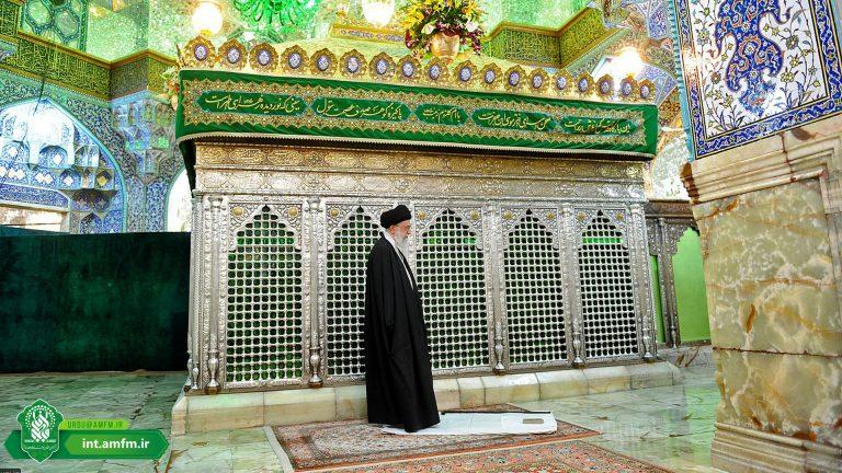 آیت اللہ العظمی سید علی حسینی خامنہ ای کی زندگی کا مختصر جائزہ
