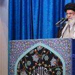 صلاة الجمعة بإقامة قائد الثورة الإسلامية السيد الخامنئي في العاصمة طهران