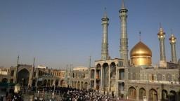 حرم مطہر حضرت فاطمہ معصومہ سلام اللہ علیہا زائرین کے لئے کھول دیا گیا