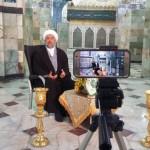 رمضان المبارک میں حرم کریمہ اہل بیت حضرت فاطمہ معصومہ سلام اللہ  علیہا کی جانب سے مختلف زبانوں میں پروگرامز کی ریکارڈنگ کی گئی