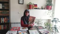 Entrevista con la Sra. Sdenka Romané Saavedra Alfaro, autora e investigadora boliviana, en el sitio español del santuario de la santa Fatima