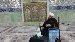 الذكرى الأربعينية الحسينية العظيمة